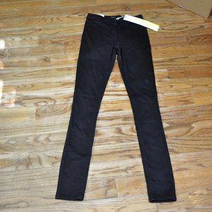 MAVI TESS JEANS Black High Rise Skinny Size 28X36